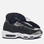 Женские кроссовки Nike Air Max 95 SE Black/Anthracite/White фото- 1