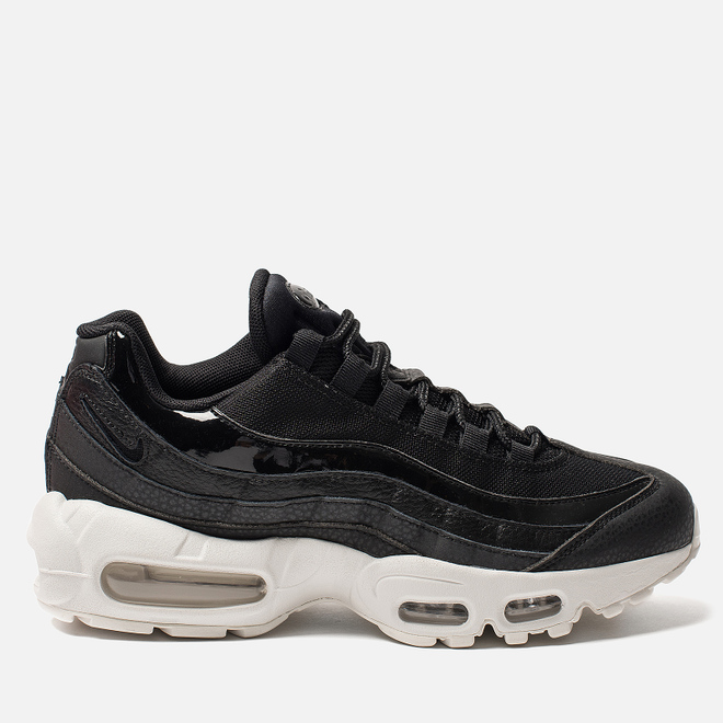 Женские кроссовки Nike Air Max 95 SE Black/Black/Summit White/Platinum Tint