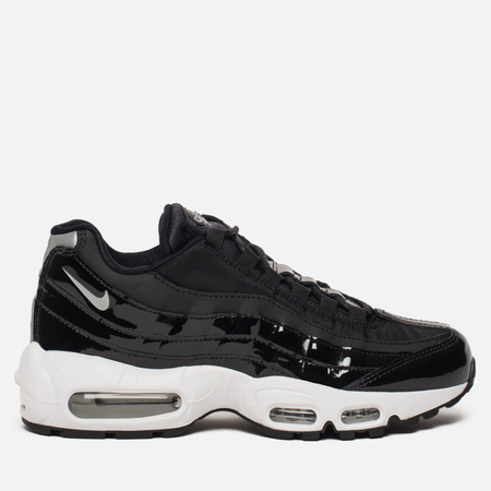 Женские кроссовки Nike Air Max 95 SE Premium Black/Reflect Silver/Black/Cool Grey