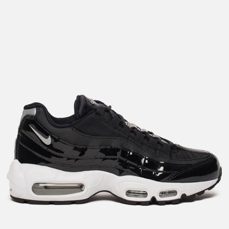 Женские кроссовки Nike Air Max 95 SE Premium Black/Reflect Silver/Black/Cool Grey