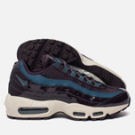 Женские кроссовки Nike Air Max 95 SE Premium Port Wine/Special Blue фото- 2
