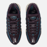 Женские кроссовки Nike Air Max 95 SE Premium Port Wine/Special Blue фото- 3