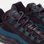 Женские кроссовки Nike Air Max 95 SE Premium Port Wine/Special Blue фото- 5