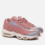 Женские кроссовки Nike Air Max 95 SE Red Stardust/Washed Teal/Sail фото- 2