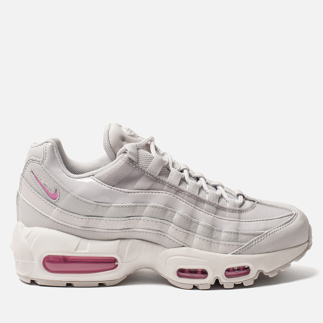 Женские кроссовки Nike Air Max 95 SE Vast Grey/Psychic Pink/Summit White