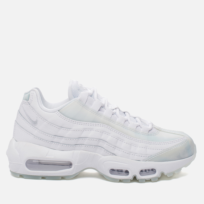 Женские кроссовки Nike Air Max 95 SE White/Pure Platinum/Ice