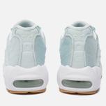 Женские кроссовки Nike Air Max 95 WQS Fiberglass/White/Gum Yellow фото- 3