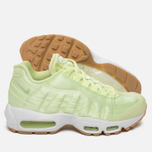Женские кроссовки Nike Air Max 95 WQS Liquid Lime/White/Gum Light Brown фото- 2