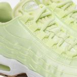 Женские кроссовки Nike Air Max 95 WQS Liquid Lime/White/Gum Light Brown фото- 5