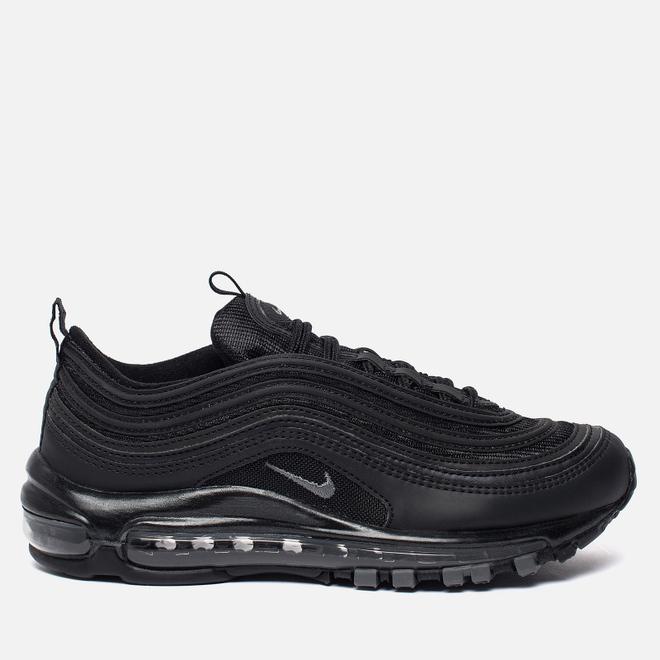 Женские кроссовки Nike Air Max 97 Black/Black/Black