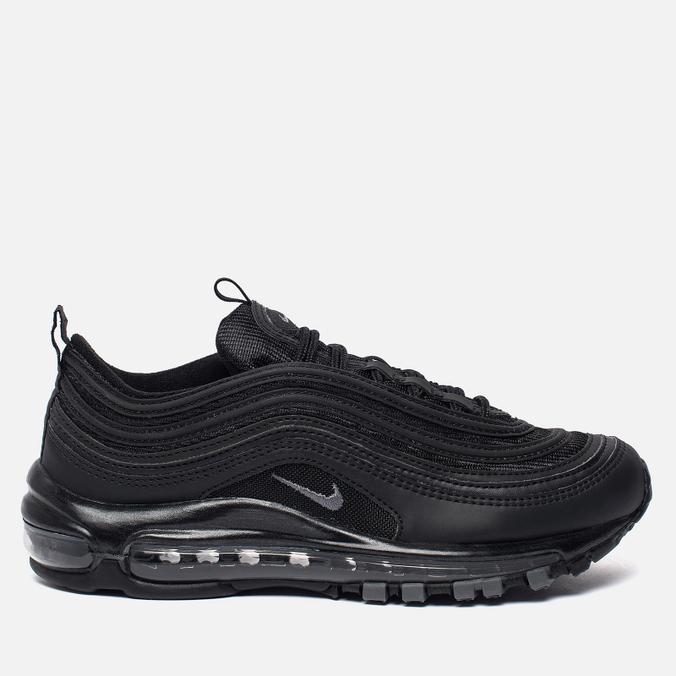 f77abe74 Женские кроссовки Nike Air Max 97 Black/Black/Black 921733-001