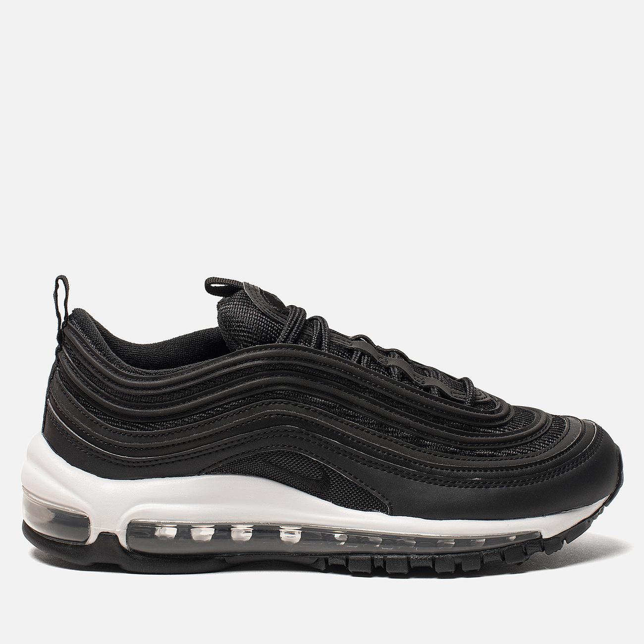 Женские кроссовки Nike Air Max 97 Black/Black/White