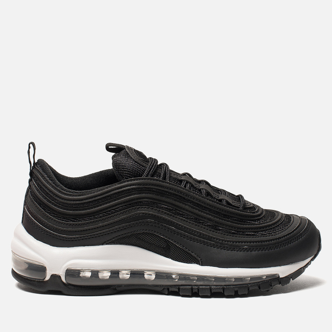 7a1c1dca Женские кроссовки Nike Air Max 97 Black/Black/White 921733-006