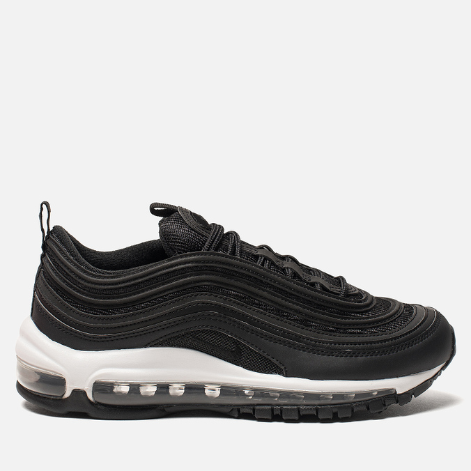 dcf45875 Женские кроссовки Nike Air Max 97 Black/Black/White 921733-006