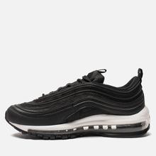 Женские кроссовки Nike Air Max 97 Black/Black/White фото- 1