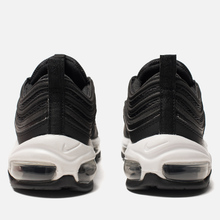 Женские кроссовки Nike Air Max 97 Black/Black/White фото- 3