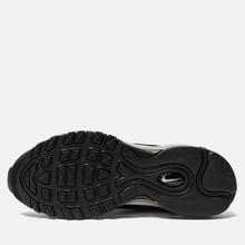 Женские кроссовки Nike Air Max 97 Black/Black/White фото- 4