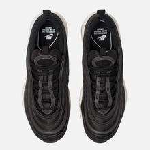 Женские кроссовки Nike Air Max 97 Black/Black/White фото- 5