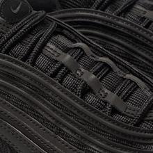 Женские кроссовки Nike Air Max 97 Black/Black/White фото- 6
