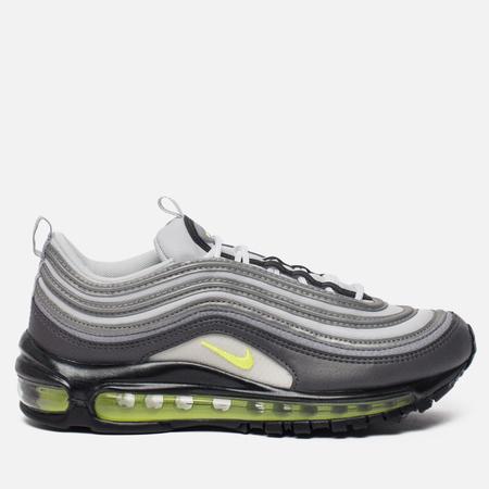 Женские кроссовки Nike Air Max 97 Dark Grey/Volt/Stealth/Pure Platinum
