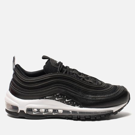 Женские кроссовки Nike Air Max 97 Lux Black/Black/White