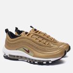Женские кроссовки Nike Air Max 97 OG QS Metallic Gold фото- 2