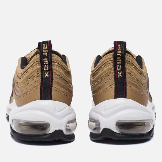 Женские кроссовки Nike Air Max 97 OG QS Metallic Gold