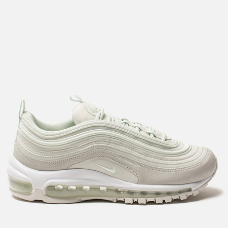 Женские кроссовки Nike Air Max 97 Premium Barely Green/Barely Green/Spruce Aura