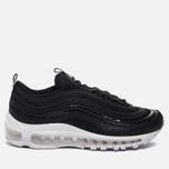 Женские кроссовки Nike Air Max 97 Premium Black/Black/White фото- 0