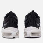 Женские кроссовки Nike Air Max 97 Premium Black/Black/White фото- 5