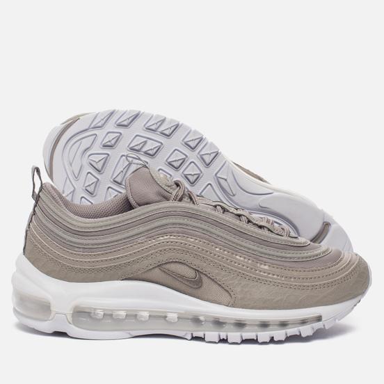 Женские кроссовки Nike Air Max 97 Premium Cobblestone/White