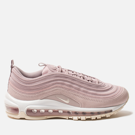 Женские кроссовки Nike Air Max 97 Premium Plum Chalk/Light Cream/Particle Rose