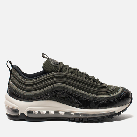 Женские кроссовки Nike Air Max 97 Premium Sequoia/Dark Stucco/Light Bone/Black