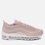 Женские кроссовки Nike Air Max 97 Premium Silt Red/Silt Red/White/Black фото- 0