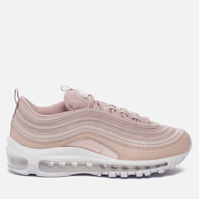 Женские кроссовки Nike Air Max 97 Premium Silt Red/Silt Red/White/Black