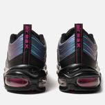 Женские кроссовки Nike Air Max 97 RF Black/Laser Fuchsia/Thunder Grey фото- 3