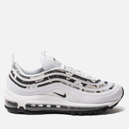 Женские кроссовки Nike Air Max 97 SE Floral White/Black