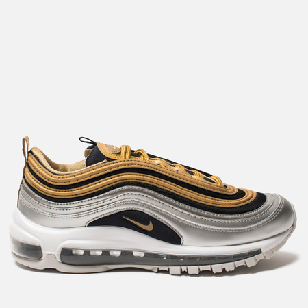 Женские кроссовки Nike Air Max 97 SE Metallic Gold/Metallic Gold