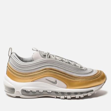 Женские кроссовки Nike Air Max 97 SE Vast Grey/Metallic Silver/Metallic Gold