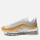 Женские кроссовки Nike Air Max 97 SE Vast Grey/Metallic Silver/Metallic Gold фото- 1