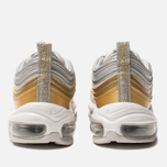 Женские кроссовки Nike Air Max 97 SE Vast Grey/Metallic Silver/Metallic Gold фото- 2