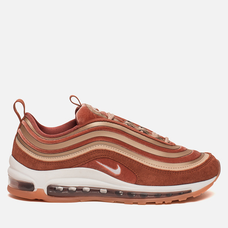 Женские кроссовки Nike Air Max 97 Ultra '17 LX Dusty Peach/Summit White/Bio B