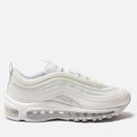 Женские кроссовки Nike Air Max 97 White/White/Pure Platinum фото- 0