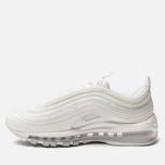 Женские кроссовки Nike Air Max 97 White/White/Pure Platinum фото- 1