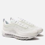 Женские кроссовки Nike Air Max 97 White/White/Pure Platinum фото- 2