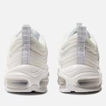 Женские кроссовки Nike Air Max 97 White/White/Pure Platinum фото- 3