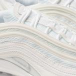 Женские кроссовки Nike Air Max 97 White/White/Pure Platinum фото- 6