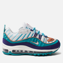 Женские кроссовки Nike Air Max 98 Court Purple/Terra Blush/Spirit Teal фото- 0