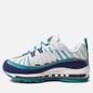 Женские кроссовки Nike Air Max 98 Court Purple/Terra Blush/Spirit Teal фото - 5