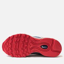 Женские кроссовки Nike Air Max 98 Summit White/Blue Void/University Red фото- 4